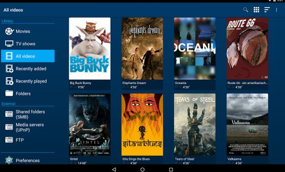 Archos Video Player Ekran Görüntüleri - 3