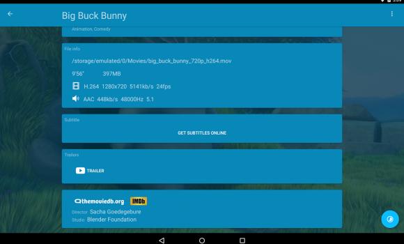 Archos Video Player Ekran Görüntüleri - 1