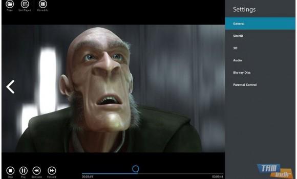 ArcSoft TotalMedia Theatre Ekran Görüntüleri - 1