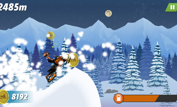 Arctic Cat Snowmobile Racing Ekran Görüntüleri - 5