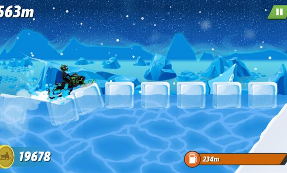 Arctic Cat Snowmobile Racing Ekran Görüntüleri - 2