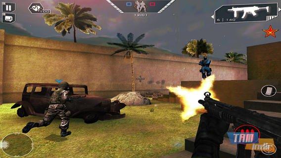 Armed Conflict Ekran Görüntüleri - 1