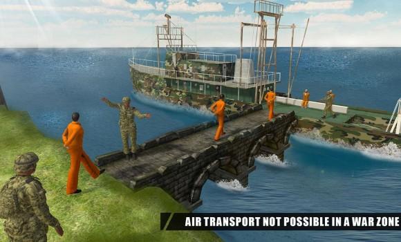 Army Criminals Transport Ship Ekran Görüntüleri - 4