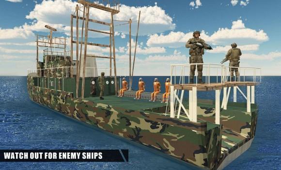 Army Criminals Transport Ship Ekran Görüntüleri - 2