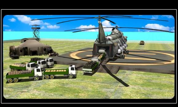 Army Helicopter Ekran Görüntüleri - 4