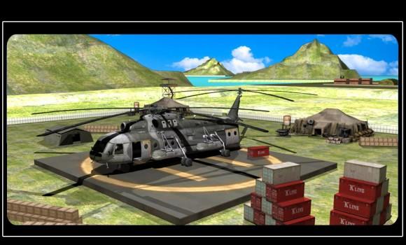 Army Helicopter Ekran Görüntüleri - 2