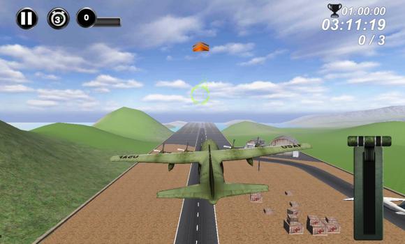 Army plane cargo simulator 3D Ekran Görüntüleri - 2