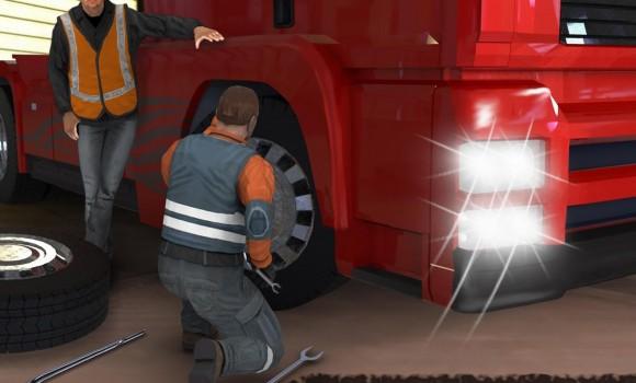 Army Truck Mechanic Workshop Ekran Görüntüleri - 4