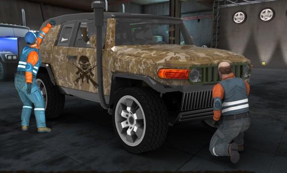 Army Truck Mechanic Workshop Ekran Görüntüleri - 1