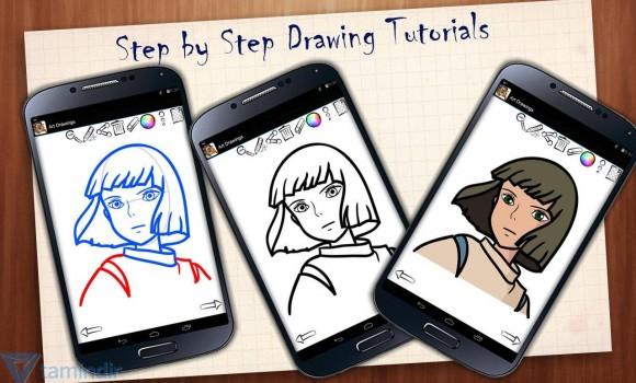 Art Drawings: Ghibli Anime Ekran Görüntüleri - 3