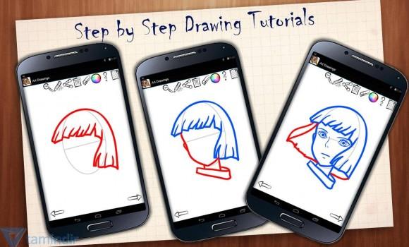 Art Drawings: Ghibli Anime Ekran Görüntüleri - 2