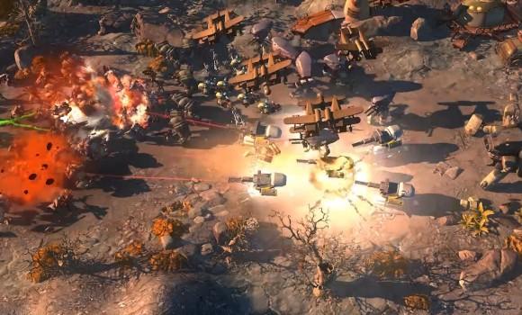 Art of War: Red Tides Ekran Görüntüleri - 8