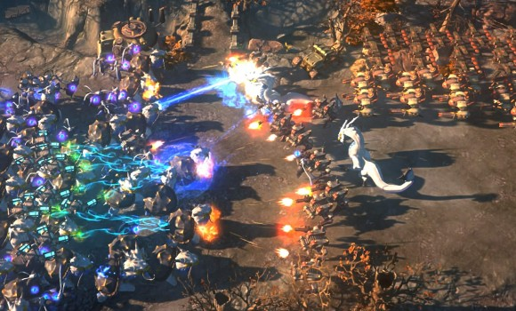 Art of War: Red Tides Ekran Görüntüleri - 6