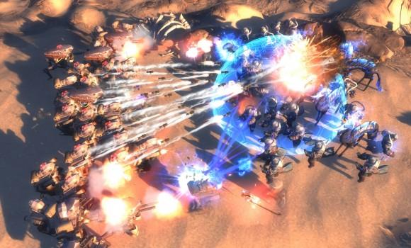 Art of War: Red Tides Ekran Görüntüleri - 3