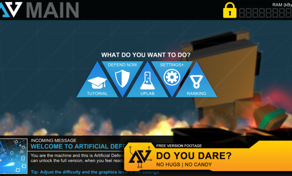 Artificial Defense Ekran Görüntüleri - 1