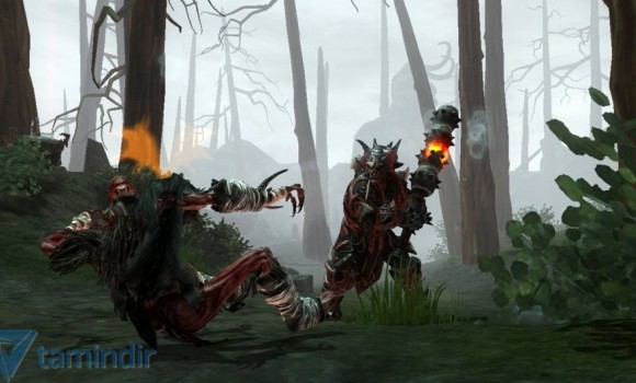 Ascend: Hand of Kul Ekran Görüntüleri - 1
