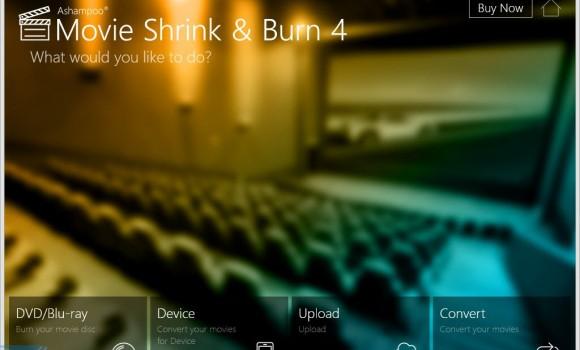 Ashampoo Movie Shrink & Burn Ekran Görüntüleri - 14