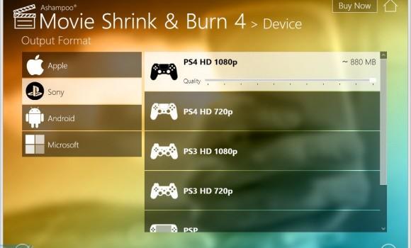 Ashampoo Movie Shrink & Burn Ekran Görüntüleri - 5