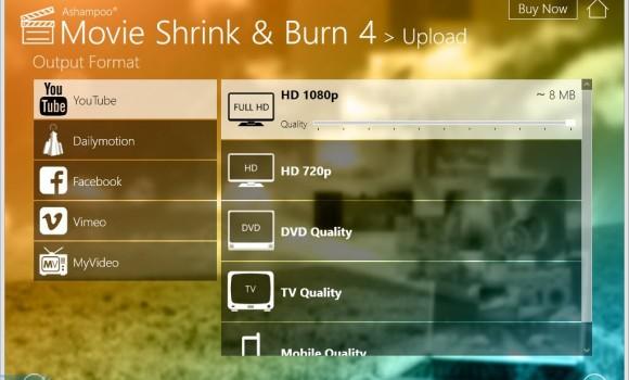 Ashampoo Movie Shrink & Burn Ekran Görüntüleri - 4