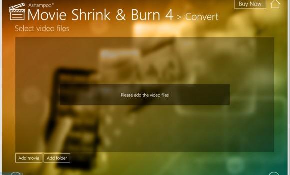 Ashampoo Movie Shrink & Burn Ekran Görüntüleri - 12