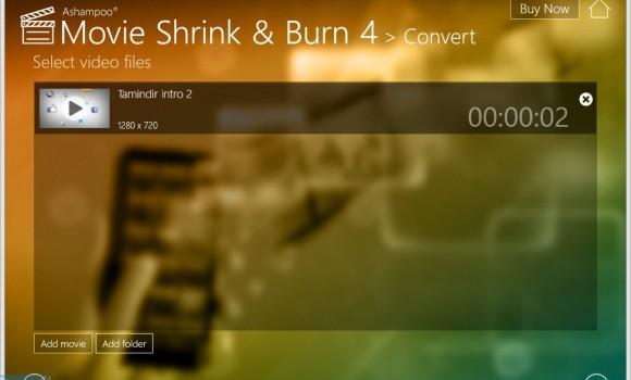 Ashampoo Movie Shrink & Burn Ekran Görüntüleri - 13