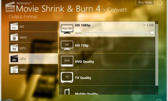 Ashampoo Movie Shrink & Burn Ekran Görüntüleri - 11