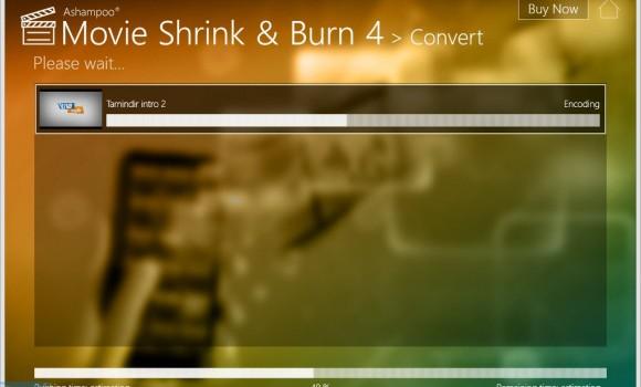 Ashampoo Movie Shrink & Burn Ekran Görüntüleri - 10