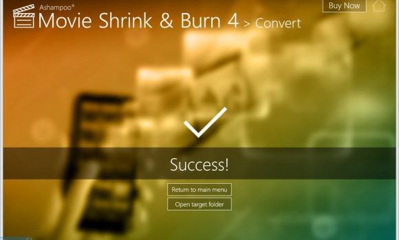 Ashampoo Movie Shrink & Burn Ekran Görüntüleri - 9