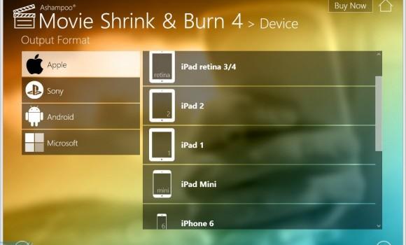 Ashampoo Movie Shrink & Burn Ekran Görüntüleri - 8