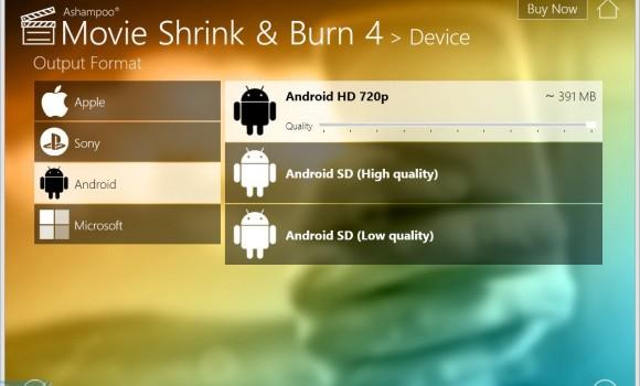 Ashampoo Movie Shrink & Burn Ekran Görüntüleri - 7