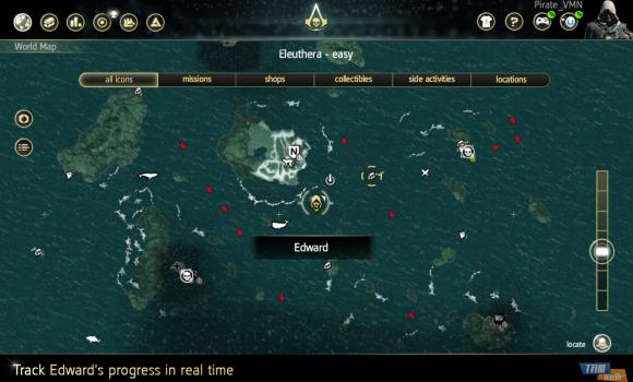 Assassin's Creed IV Companion Ekran Görüntüleri - 4