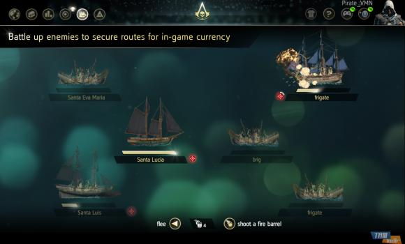 Assassin's Creed IV Companion Ekran Görüntüleri - 2