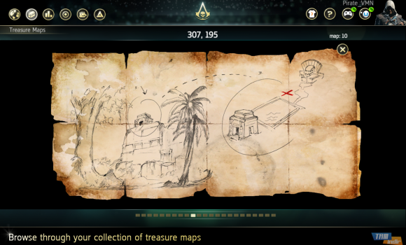 Assassin's Creed IV Companion Ekran Görüntüleri - 1