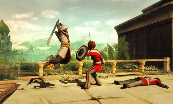 Assassin's Creed Chronicles: India Ekran Görüntüleri - 1