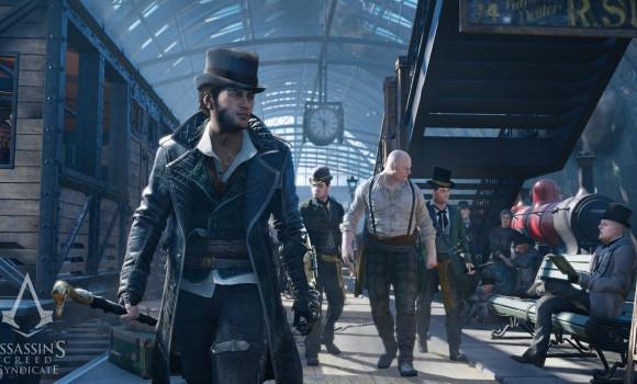 Assassin's Creed Syndicate Ekran Görüntüleri - 5