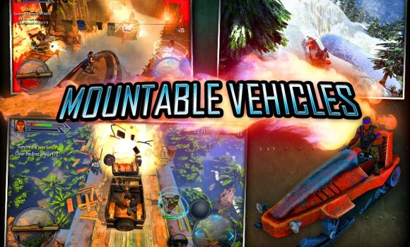 Assault Commando 2 Ekran Görüntüleri - 1