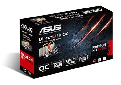 Asus HD7790 DirectCU 2 Ekran Kartı Sürücüsü Ekran Görüntüleri - 3