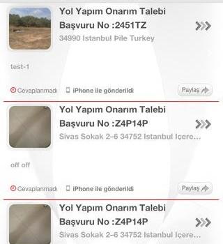 Ataşehir Belediyesi Ekran Görüntüleri - 3