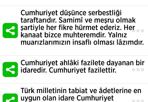 Atatürk Sözleri Ekran Görüntüleri - 2