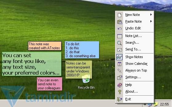 ATnotes 9.3 Ekran Görüntüleri - 1