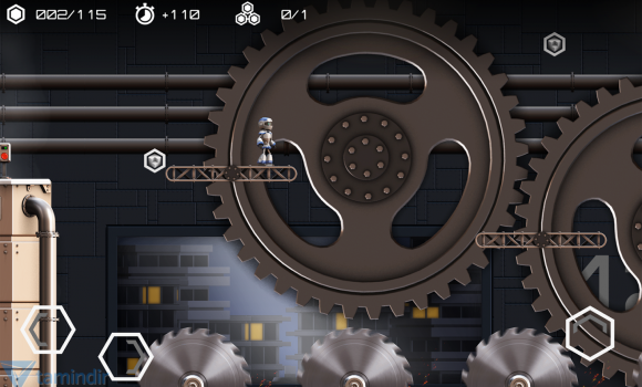 Atom Run Ekran Görüntüleri - 2