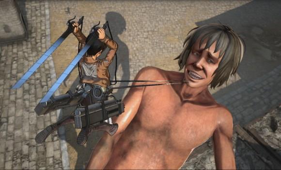 Attack on Titan Ekran Görüntüleri - 3