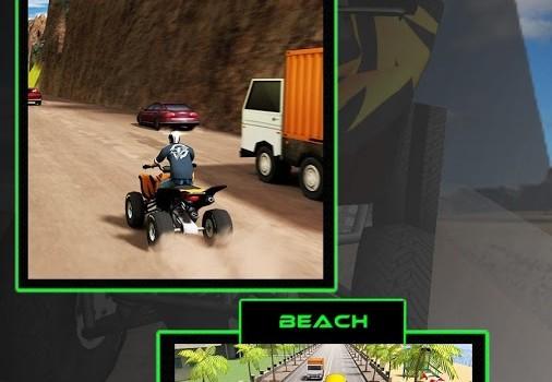 ATV Quad Traffic Racing Ekran Görüntüleri - 5