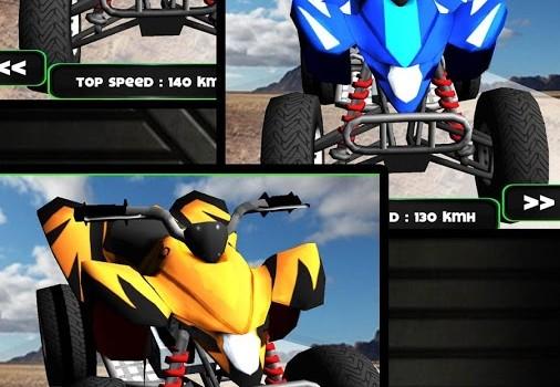 ATV Quad Traffic Racing Ekran Görüntüleri - 4