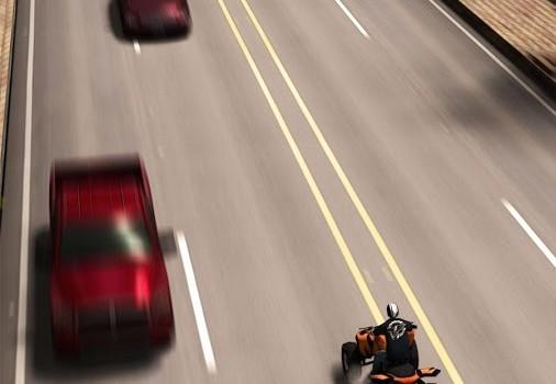 ATV Quad Traffic Racing Ekran Görüntüleri - 2