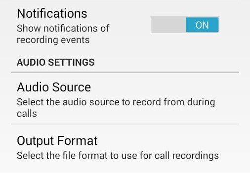 Auto Call Recorder Ekran Görüntüleri - 2