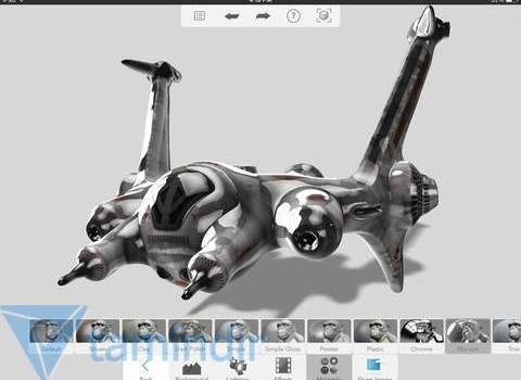 Autodesk 123D Sculpt+ Ekran Görüntüleri - 3