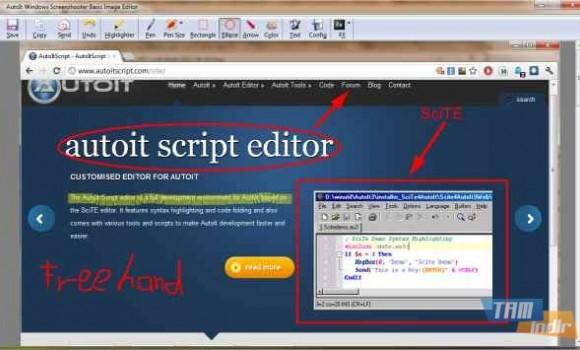 AutoIt Windows Screenshooter Ekran Görüntüleri - 3