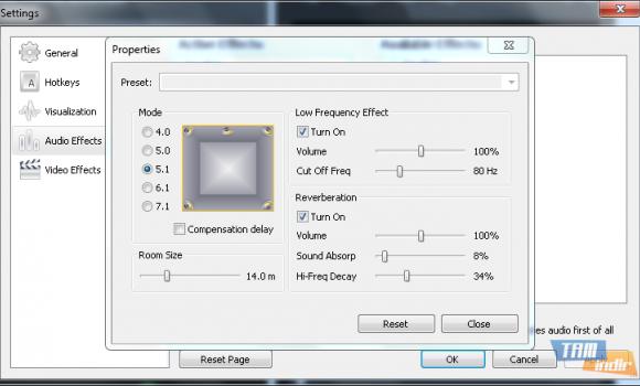 AV Media Player Morpher Ekran Görüntüleri - 3
