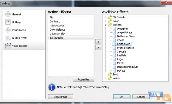 AV Media Player Morpher Ekran Görüntüleri - 2